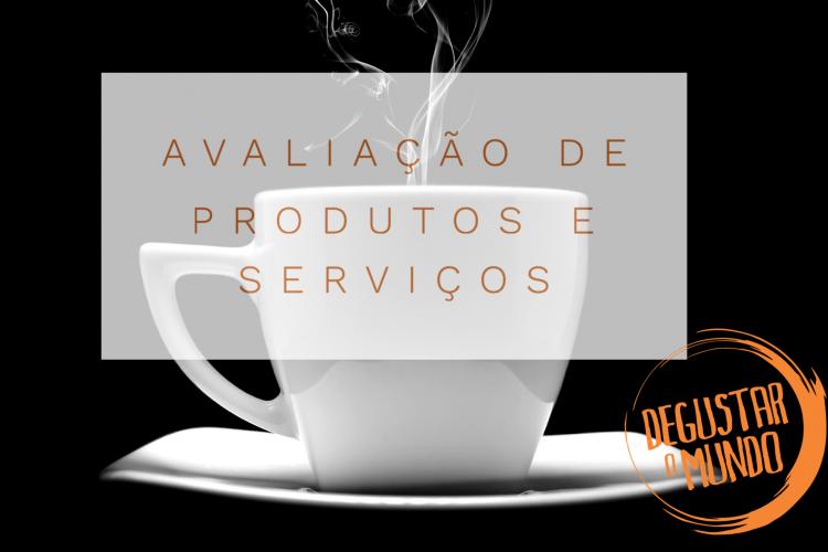 avaliação serviços e produtos