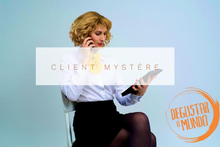 client mystère